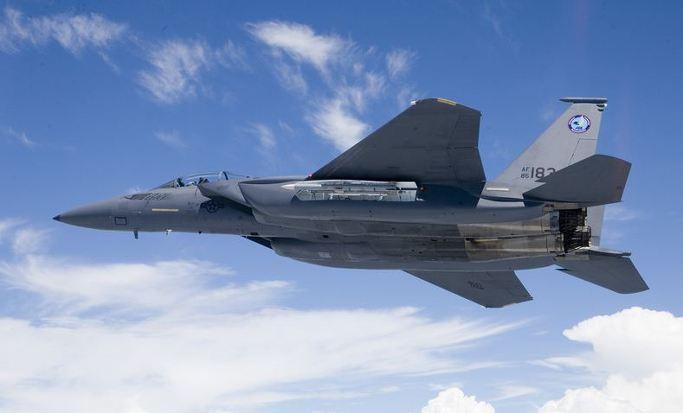 F-15 SE 스텔스 전투기