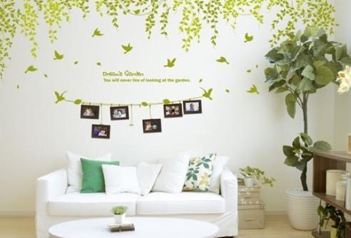 봉 머무르다 : [거실 포인트벽지] 거실포인트벽지-거실 포인트 ...