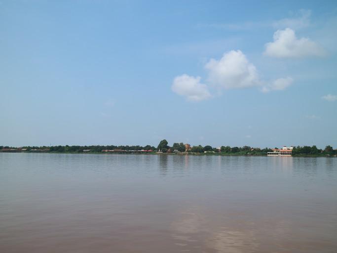캄보디아 메콩강