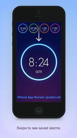 Wake Alarm 아이폰 추천 베스트 앱 2013