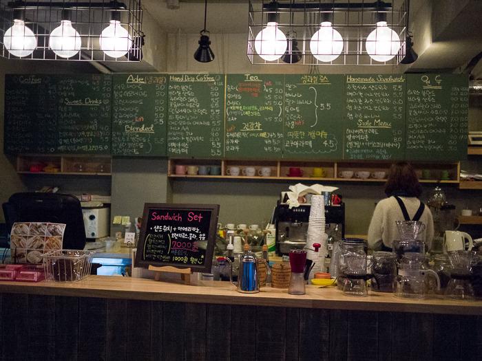 [방배동 맛집] 빈스빌리지 - 커피와 수제초콜릿이 맛있는, 조용하게 작업하기 좋은 카페