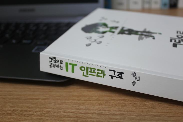 그림으로 공부하는 IT 인프라 구조 책리뷰 서평 독후감 후기 제이펍
