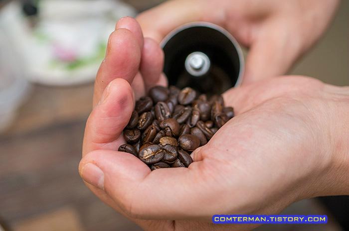 포렉스 핸드밀 커피 그라인더