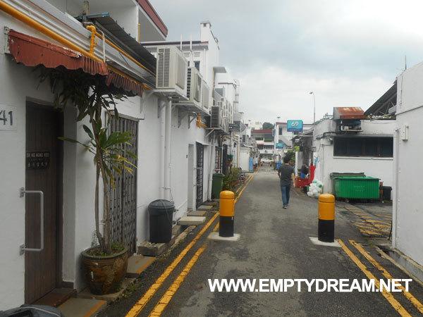 싱가포르 여행 - 티옹바루 베이커리, 호커센터 등