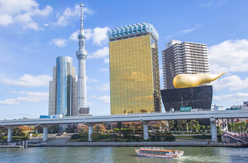 도쿄 건담 먹찍여행, 아사쿠사, 오다이바, 나카노