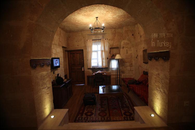 터키여행후기 카파도키아 호텔 'Alfina Hotel' 동굴속의 하룻밤12