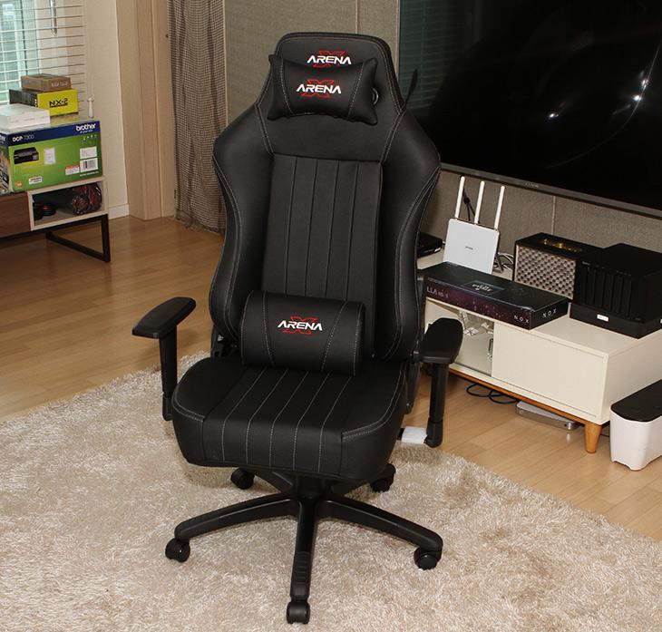ARENA, ZERO BLACK ,게이밍 컴퓨터 의자, 조립,사용기,IT,IT 제품리뷰,제닉스 의자 중에서 비교적 가격 저렴하고 괜찮은 제품 소개 합니다. ARENA ZERO BLACK 게이밍 컴퓨터 의자 조립 사용을 해 봤는데요. 처음에 박스가 너무 작은게 와서 뭔가 했는데 조립하는거였네요. ARENA ZERO BLACK 게이밍 컴퓨터 의자 조립은 그렇게 어렵진 않았습니다. 공구도 내부에 다 들어가 있어서 그냥 시간이 약간 걸릴 뿐 조립은 혼자 가능했습니다. 제닉스 의자의 특징은 침대처럼 거의 눕혀서 사용이 가능하다는 점 입니다. 가끔 허리가 아프거나 할 때 눕혀서 허리를 펴면 허리가 많이 시원하더군요.