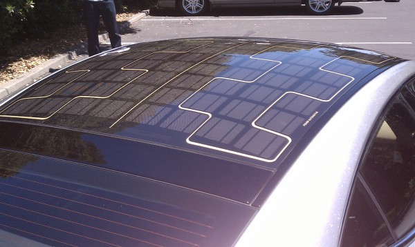 Solar Panel Cars For Sale