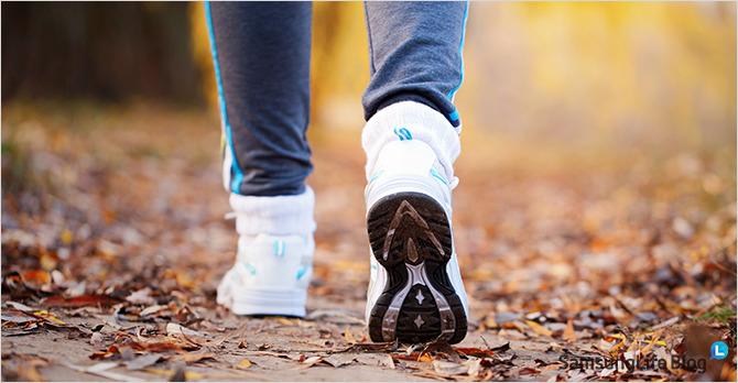 '골다공증' 예방, 관리를 위한 7대 생활수칙 하루 30분 이상 적절한 운동을 한다.