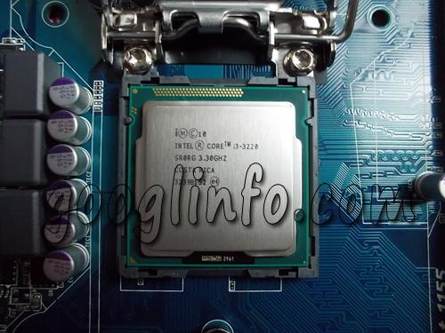 메인보드에 CPU 설치하는 법 8