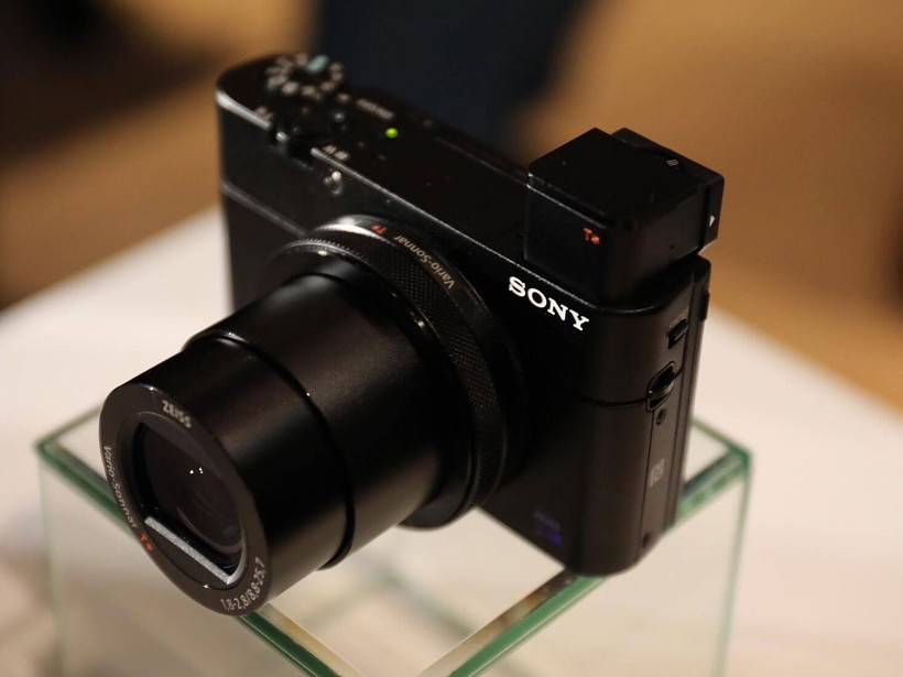 소니 RX100 Mark5 (RX100 MK5) 공개