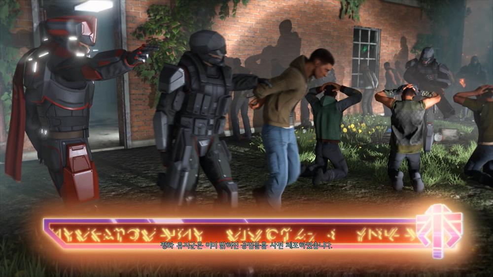 엑스컴2 초반 간단 스토리 - 20년 만에 돌아온 사령관 3