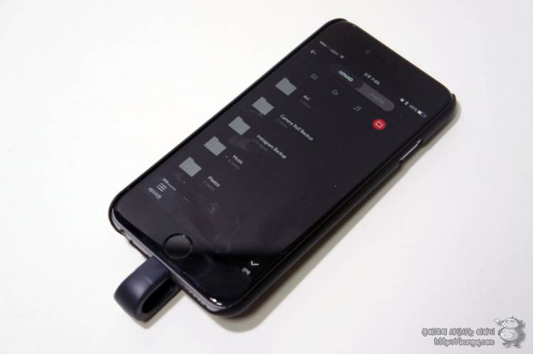 아이폰, 용량, 늘리기, 부족, OTG, USB, 메모리, 샌디스크, ixpand, 아이익스팬더, 사용법, 전용앱, 파일