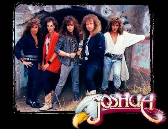 Joshua Band with Rob Rock