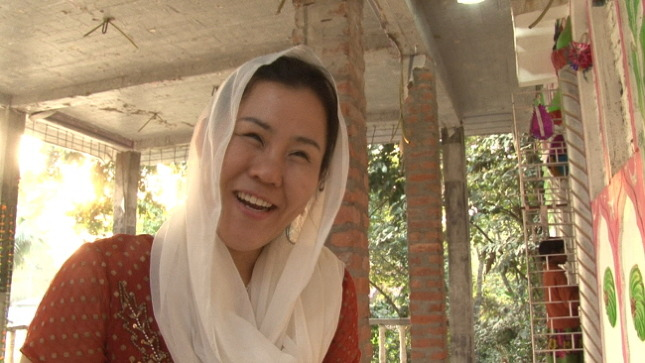인간극장 한국여자 수경 씨의 인도며느리 수업