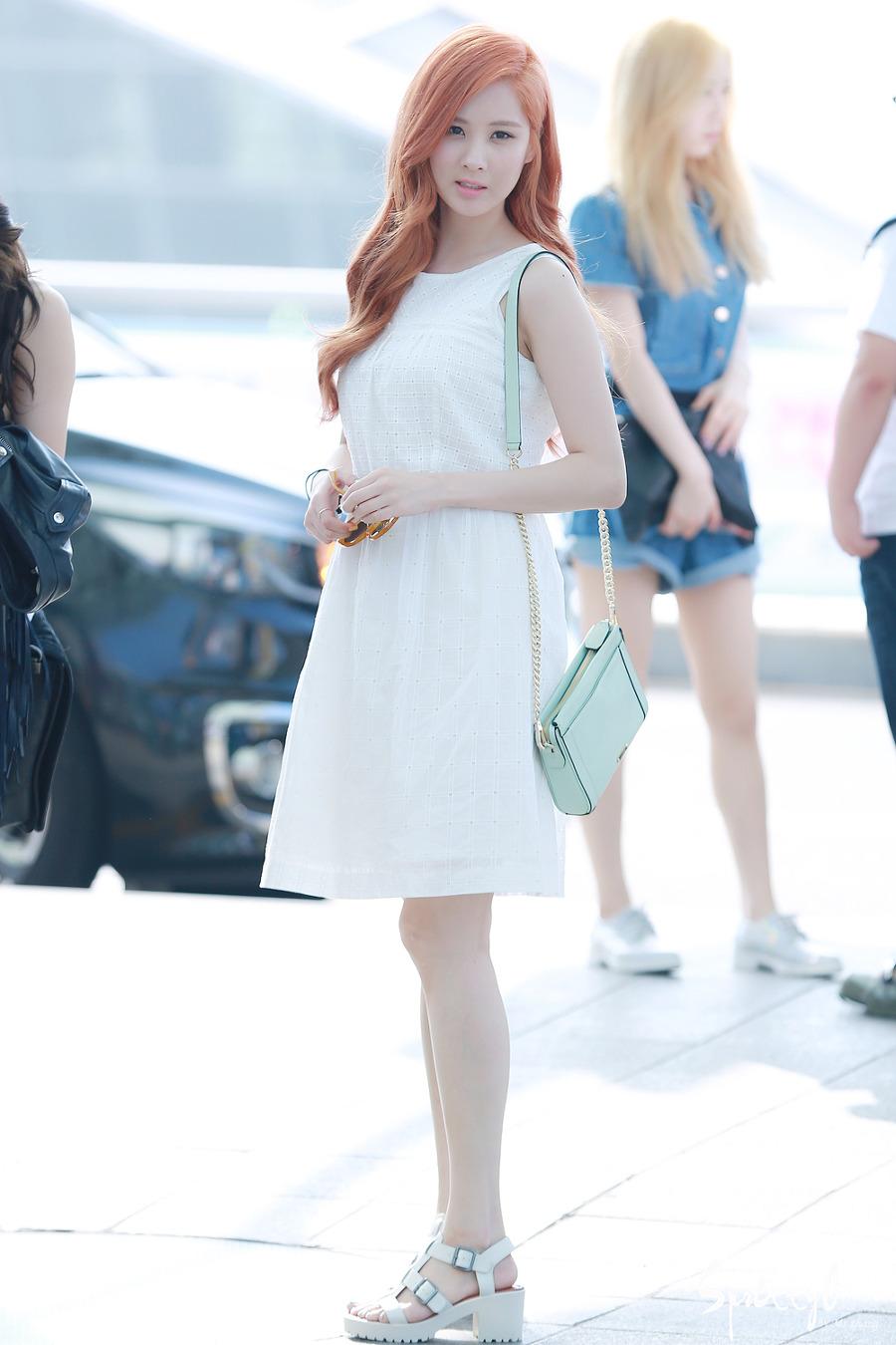 150610 Incheon Airport 서현 3p