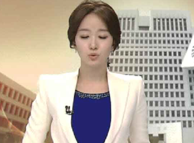 뽀뽀녀, 박선영 아나운서