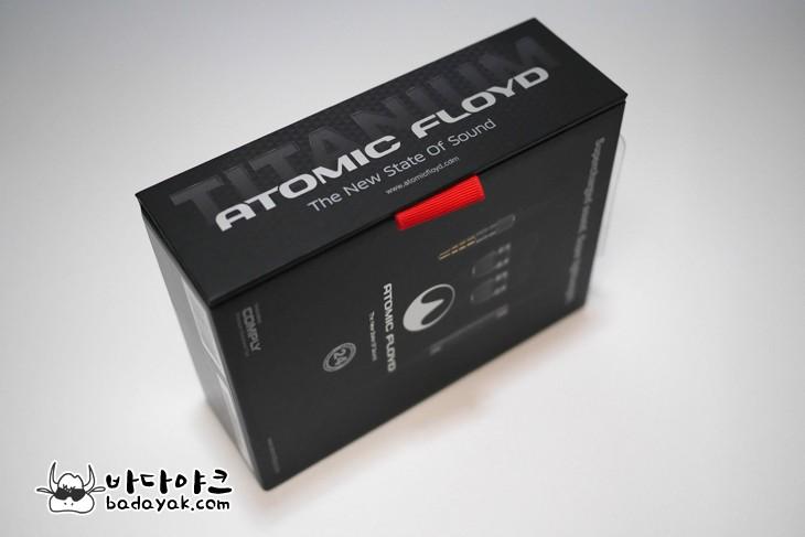 아토믹 플로이드 슈퍼다츠 티타늄