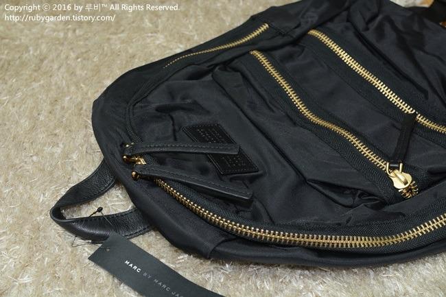 마크 제이콥스 도모아리가또 백팩 블랙 라지 개봉기 / Marc by Marc Jacobs Domo Arigato Packrat Backpack Black