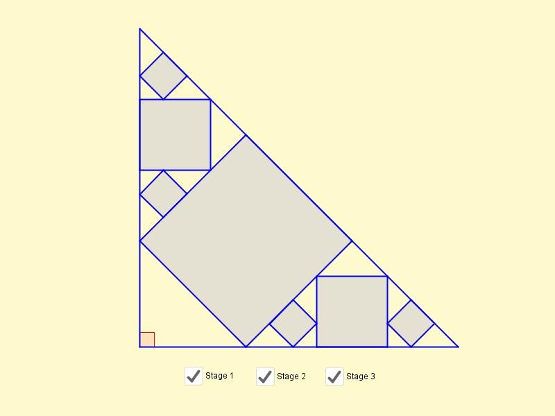 지오지브라 | 시어핀스키 삼각형의 변형