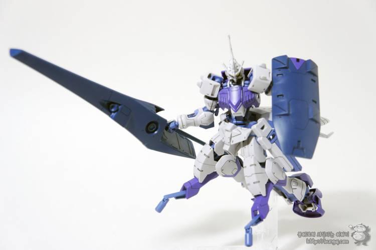 HG-IBO-016 독특한 존재감의 건담 키마리스 트루퍼 후기