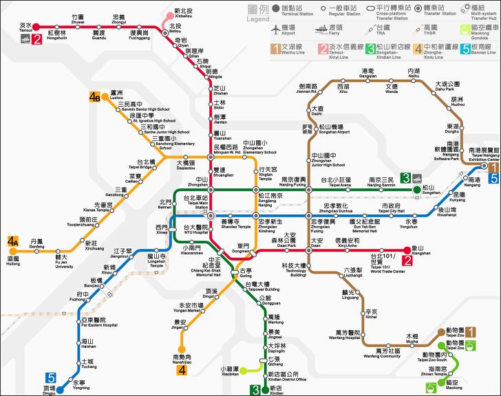 台北から九份の行き方・アクセス②電車を使う方 …
