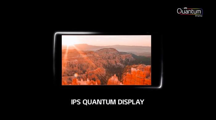 LG G4 새로운 스펙, IPS 퀀텀 디스플레이 의미와 성능은?