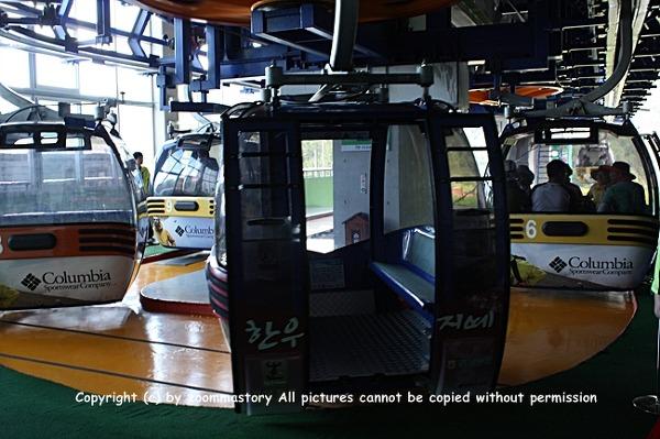 통영, 케이블카, 한려수도,