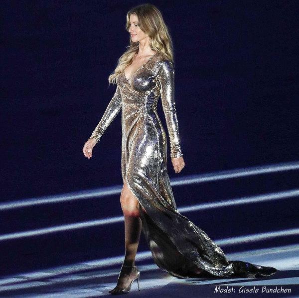 2016 해외 패션모델 수입 순위 Top20