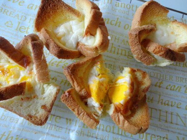 치즈 달걀빵