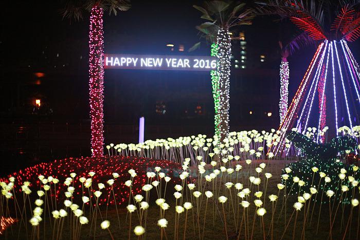 [울산 데이트 코스] 울산대공원 불빛축제, 크리스마스 데이트!