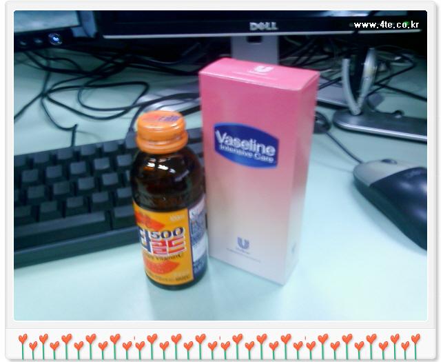 비타민과 핸드크림