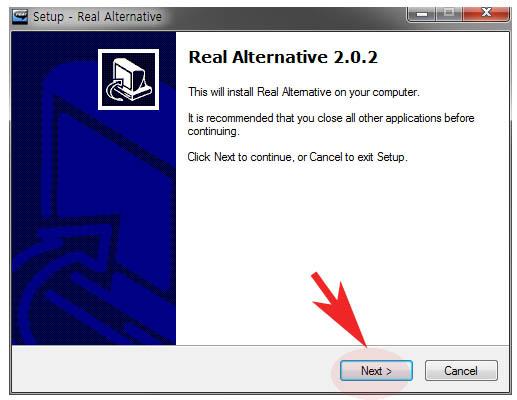 rmvb 코덱 최신버전 설치 및 사용방법