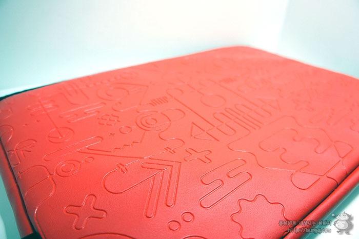맥북 파우치, 랩씨, 패턴 슬리브, 맥북프로 13인치, 디자인, 후기
