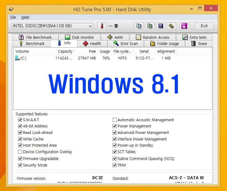 윈도우10 윈도우8.1 HD Tune Pro 잘림 문제, 해결,윈도우10,윈도우9,윈도우8.1,IT,HD Tune Pro 고해상도,윈도우10 윈도우8.1 HD Tune Pro 잘림 문제 해결이 되었네요. 윈도우7에서는 없는 문제였지만 윈도우8 올라오면서 HD Tune Pro 사용시 아래쪽 화면이 잘려서 나오는것 때문에 좀 애로사항이 있었는데요. 이 문제로 윈도우7을 쓰는 분도 있었죠. 윈도우10 에서는 이 문제가 개선이 되버렸습니다. 사실 HD Tune Pro 프로그램 만들 때 고해상도 지원으로 만들면 이 부분이 해결이 되는듯한데 소프트웨어적으로는 대응이 없었죠. 어떻게 보면 윈도우8에서 호환성문제를 모두 검사를 못한것같기도 하구요. 근데 어찌하였든 윈도우10에서 이제 소프트웨어적 문제가 없어진듯하네요. 윈도우10이 4K모니터는 물론 8K까지 대응하도록 만들어둔 운영체제이므로 이제부터는 기존에 해상도가 커지면 화면이 작아져서 불편함 이라는 공식이 성립하지 않을듯하네요. 윈도우8.1부터 들어간 고해상도 UI가 이제는 완벽해진 모습입니다. 윈도우7 사용자는 이것에서는 예외사항인지라 윈도우8로 갈아탄뒤 윈도우10이 나오기만 기다려야할듯 싶네요.