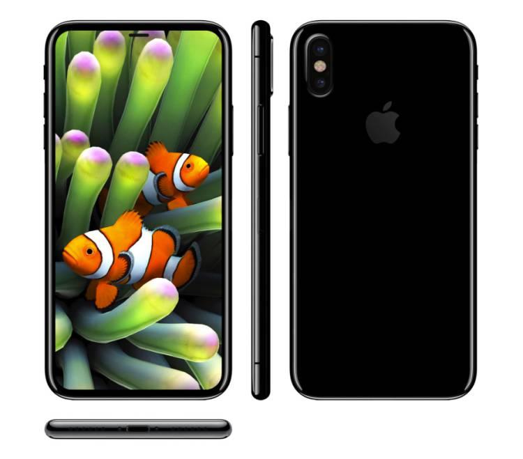 아이폰8 더미 유출로 본 디자인, 애플 초심으로 돌아가나?