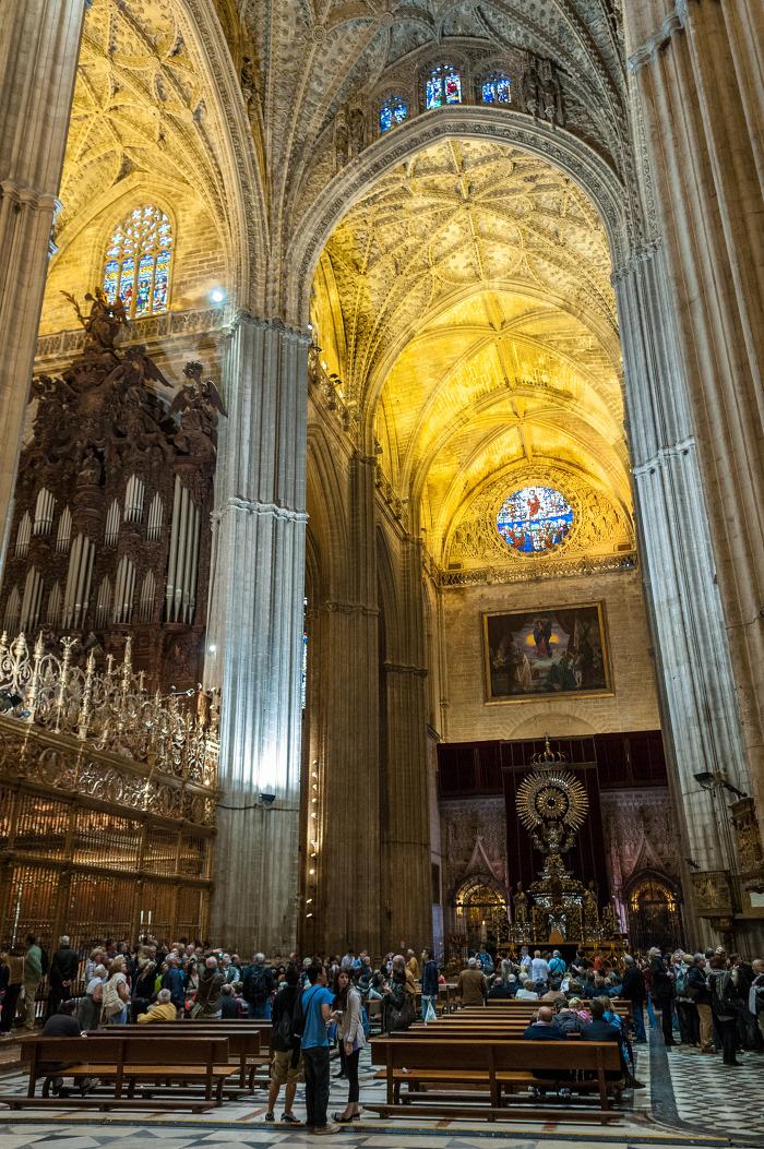 세비야 대성당 Sevilla Cathedral 내부