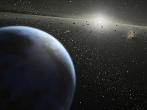 소행성 이름 붙이기