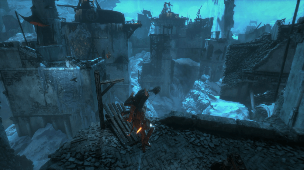 라이즈 오브 더 툼레이더 공략 - 사라진 도시(1) style=