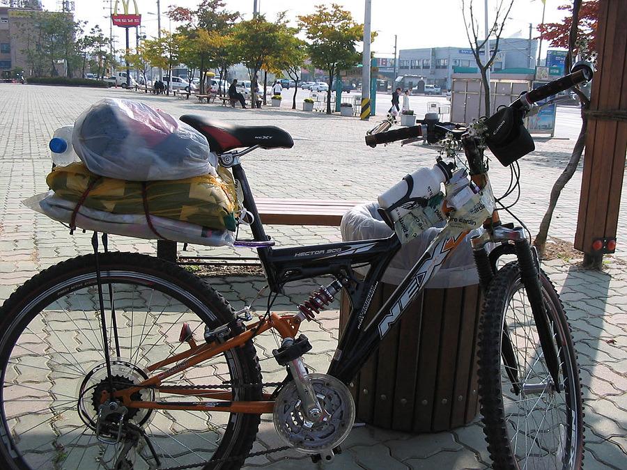 자전거로 달리자 - 3일차 ② ▷ 충청도 : 2767C849513BA4E1353FD7