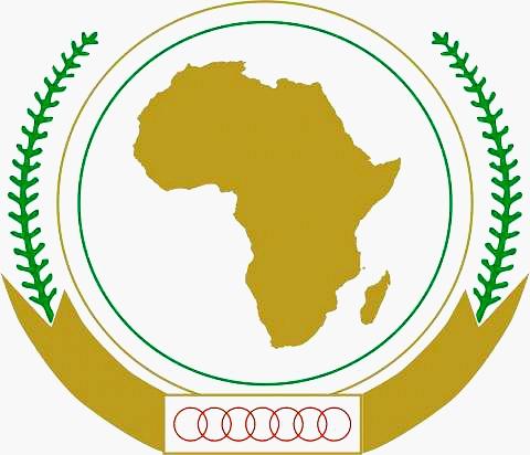 African Union , AU Emblem
