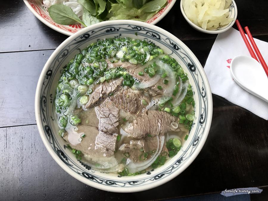 [선릉 맛집] 24시 베트남 쌀국수 전문점, 에머이