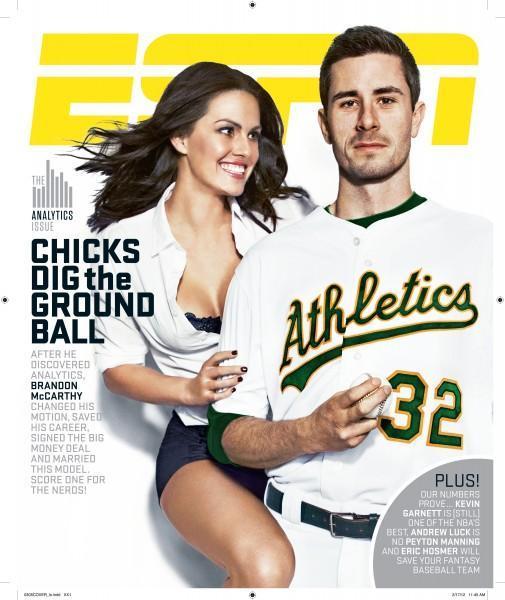 Chicks Dig the Gound Ball ESPN