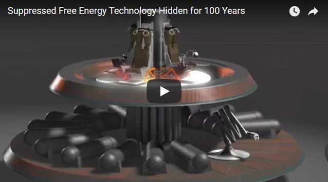 [대안에너지-유튜브 동영상]100년동안 억압된 공짜 에너지 기술