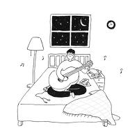 """"""" 너의 밤은 어때 ..."""" - 그_냥   자동재생/반복듣기/가사/뮤비"""