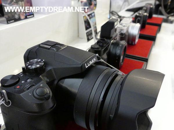 카메라 체험하기 - 파나소닉 프라자 DMC-FZ300