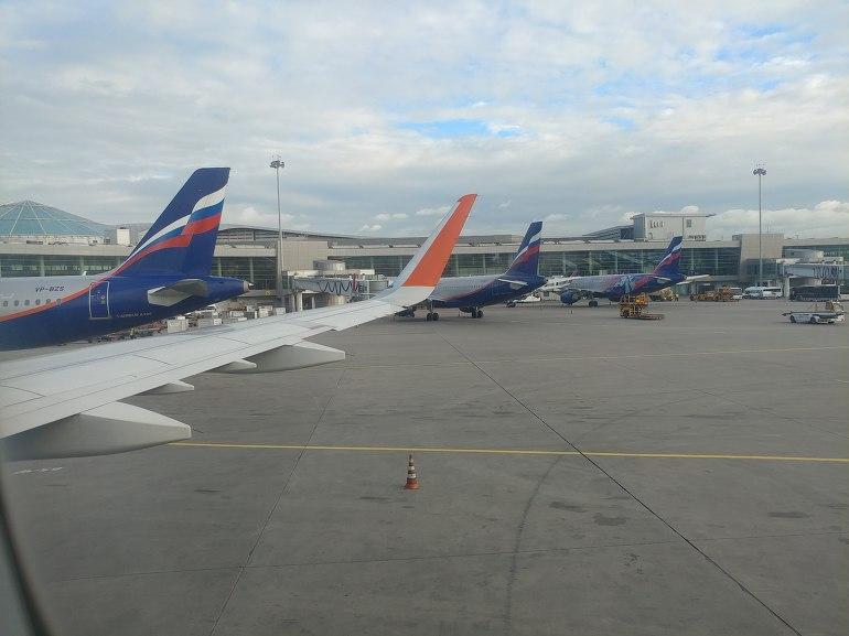 러시아 에어로플로트(Aeroflot) 항공과 모스크바 공항 이용팁