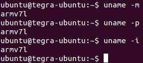 리눅스 명령어 - uname -m -p -i