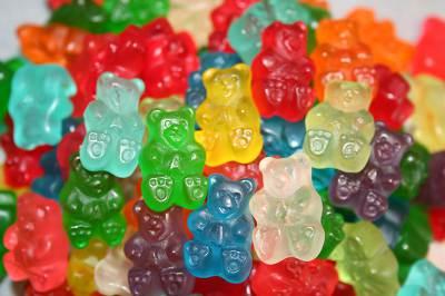 구미베어 gummy bear