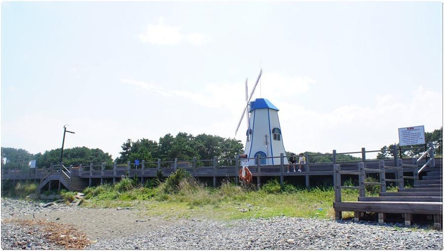 간절곶 풍차